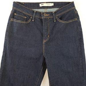 Levis 512 Women's Jeans Size 8 Bootcut slimming